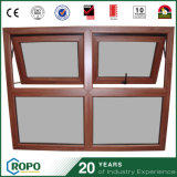 Wooden Frame Double Glazing PVC Window Price