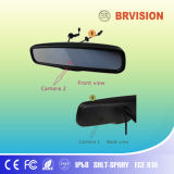 Car Rearview Monitor with Dual Cameras