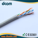 Factory Wholesale High Quality Networking Cable CAT6 UTP Copper/CCA Ethernet Cables/Data Cables
