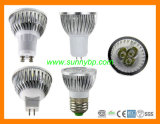 GU10 COB LED Spotlight with CE RoHS Certificate
