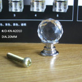 Dia. 20mm Kids Small Crystal Cabinet Knob for Drawer