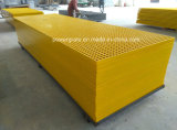 FRP Molded Grating for Chemical Platforms