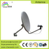 Ku Band 60 Cm Satellite Dish Antenna