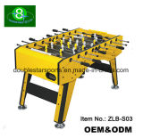 Familiy Easy Playing MDF Material Ball People Wooden Football Table Soccer for Sale