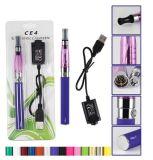 Best and Cheapest E Cigarette Starter Kit EGO CE4 Blister Kit