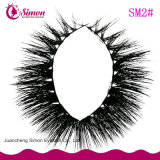 Hot Sale False Eyelashes Luxurious Siberian Mink Fur Lashes Set