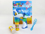 Battery Operated Bubble Gun Dolphine Shape (H8527028)