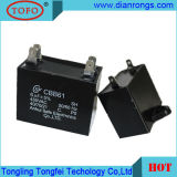 Cbb61 Wire Capacitor for Fan 450V