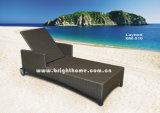 Wicker Day Bed for Outdoor Furniture/Holidy Beach Bed (BM-510)