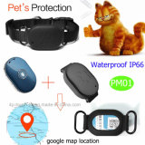 Waterproof Portable Mini GPS Tracker for Child/Pet with Sos Call