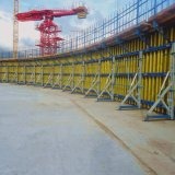 Cost-Efficiency and Safety Crane-Lifted Climbing Formwork