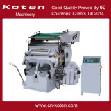 Hot Stamping Machine with Die Cutting Model (TYMQ Series)