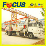 Standard Configuration Concrete Pump Truck with 24m Boom