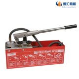 Manual Pressure Test Pump with Stainless Steel Tank