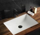 Sanitary Ware Cupc 18 Inch Bathroom Vanity Top Sinks White Ceramic Porcelain Wash Basin Rectangular Countertop Undermount Sink