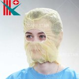 Wholesale Price High Quality Balaclava Cap / Disposable PP Non Woven Ninja Hood, with Elastic Band