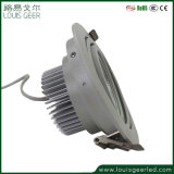 Factory Best Price Round Adjustable Angle Ceiling Recessed COB 15W Spot Light LED Spotlight