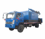 Truck Mounted DTH Drill Bore Hole Water Well Drilling Rig Machine T-Sly550