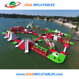 Giant Slide Commercial Inflatable Water Park/Water Play Ground with Bouncer