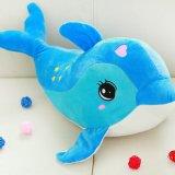 Hot Sale Cute Sea Animal Dolphin Plush Toy