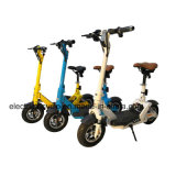 Topsale 2 Wheels Mini Kick Scooter Light Folding Mobility Electric Scooter for Adult