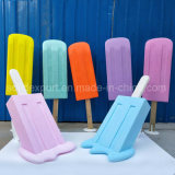 Summer Melting Ice Cream Popsicle Shop Window Display Decoration Props Net Popular Wall Decoration
