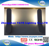 Yaye 18 Hot Sell Very Good Price Newest Design COB 6W Indoor LED Wall Lights/LED Wall Lamp for 3/5-Star Hotel/Home Office Decoration with 2/3 Years Warranty