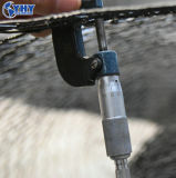 PVC Coated Galvanized Double Twist Hexagonal Mesh Netting