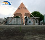 Single Top Star Shade Tent for Outdoors Promotion Event