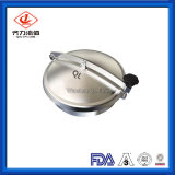 SS304 Sanitary Manway Tank Manhole Cover Pressure Cooker Manhole Covers