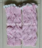 BSCI Audit Custom Design Lady Knitted Legwamer