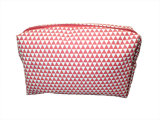 Allover Printing Fashion Cosmetic Bag Travel Bag Makeup Bag