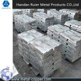 Zinc Metals Ingot, Zinc Ingot 99.995%, Special High Grade Zinc Ingot