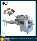 Weighing& Pillow Film Packing Machine for Cookies, Biscuit, Chocolate