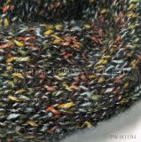 Mossy Yarn with a Core of Multi Colors in Acrylic/Polyester
