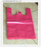 Reusable and Customizable HDPE Printed Singlet Bag