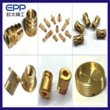 Factory OEM Copper Alloy Hardware CNC Shaft