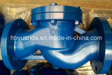 DIN3202 cast iron lift piston check valve manufacturers China