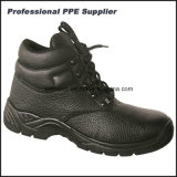 High Quality PU Injection Cheap Work Boot for Worker