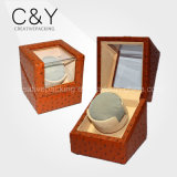 Single PU Leather Watch Winder