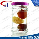 Factory Direct Sell Transparent Glass Jar for Jam (CHJ8253)