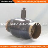 Fully Welded Carbon Steel / Stainless Steel Ball Valve for Drain