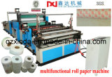 Multifunctional Paper Roll Making Machine