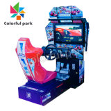 Colorful Park Arcade Game Machine Driving Car RC Racing for Amusement Equipment