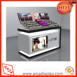 Retail Cosmetic Display Rack Makeup Merchandising Displays Fixtures
