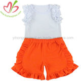 New Style Baby Girl Vest Clothing Set