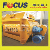 Hot Selling Js4000 Double Shaft Concrete Mixer for Concrete Batching Plant