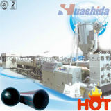 HDPE Water Supply Pressure Pipe Single Layer Co-Extrusion Product Equipment