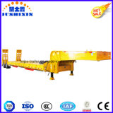 Special Lowbed/Low Deck/ Low Loader Cargo Semi Truck Trailer for Crane or Vehicle