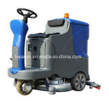 Automatic Electric Ride on Floor Cleaning Machine